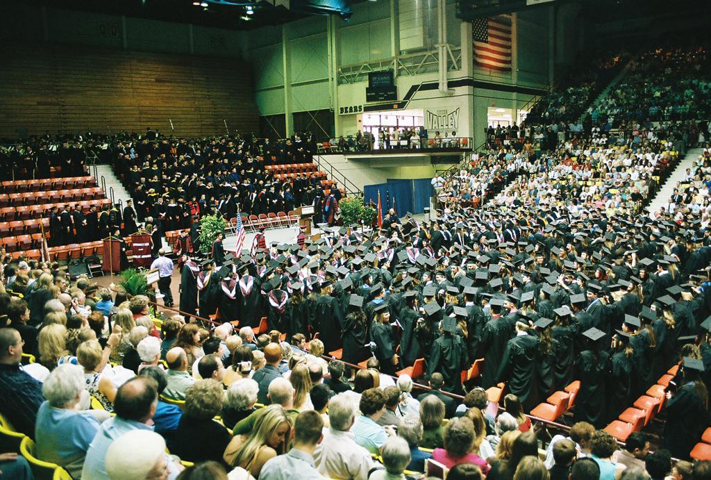 An American Graduation, un reportaje fotográfico de Ibai Fernández