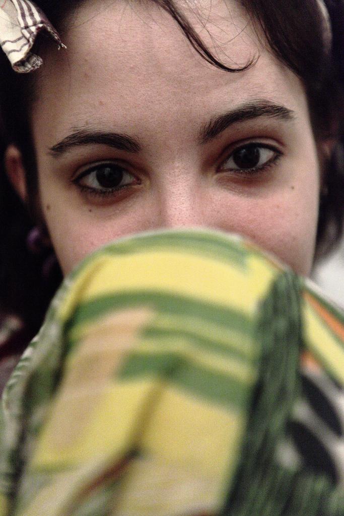 Ary, un photoshoot de Ibai Fernández