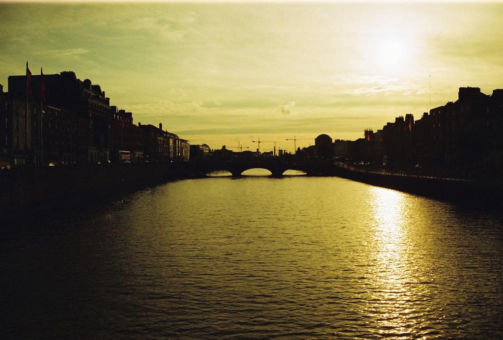 Dublín, un reportaje fotográfico de Ibai Fernández