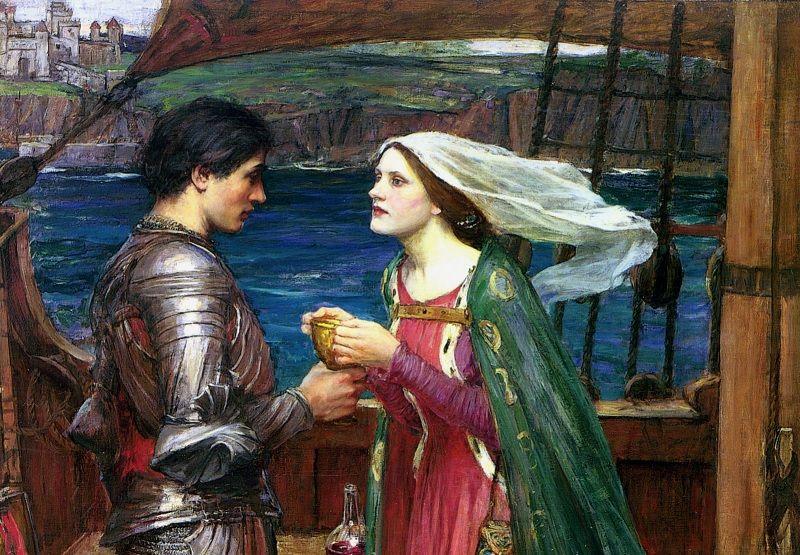 El amor en la Edad Media · Un artículo de Ibai Fernández