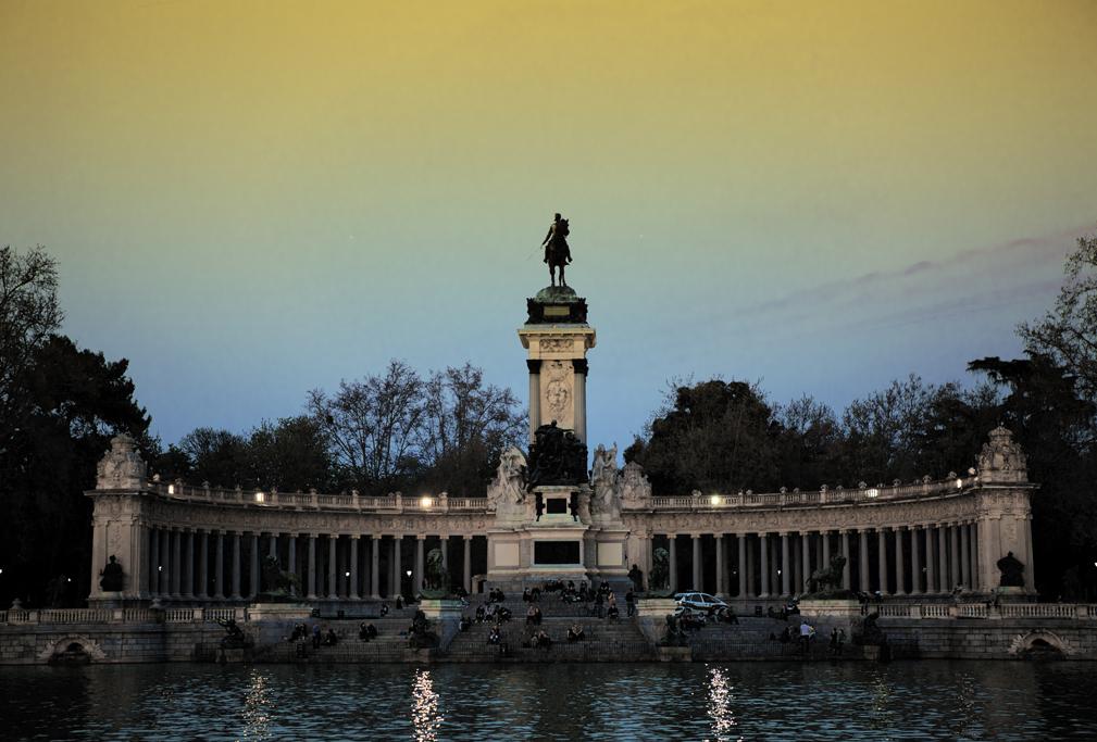 Madrid, un reportaje fotográfico de Ibai Fernández