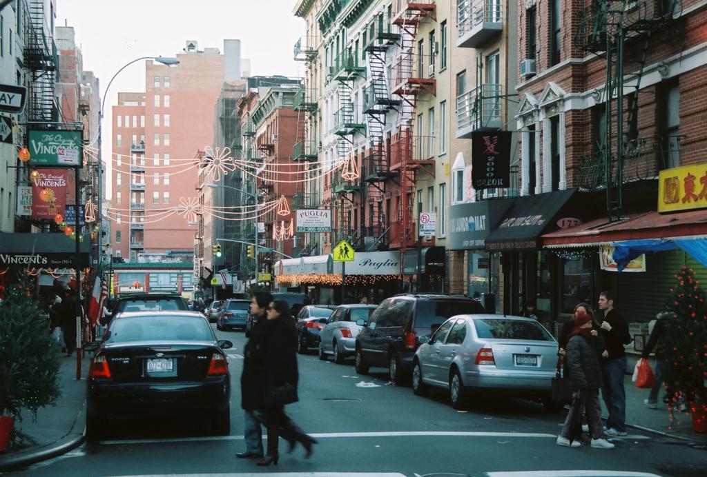 New York City, USA · Un reportaje fotográfico de Ibai Fernández