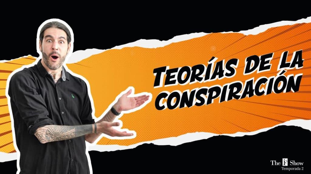 The IF Show T02E02 · Teorías de la conspiación (I) · Ibai Fernández