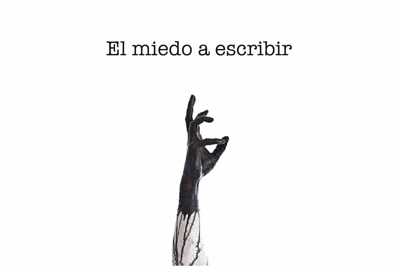 El miedo a escribir · El oficio de escritor · Ibai Fernández