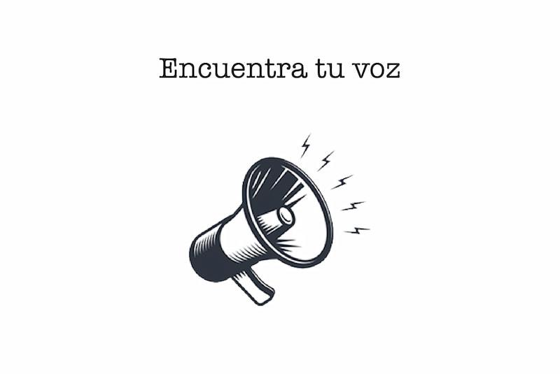 Encuentra tu voz· El oficio del escritor · Ibai Fernández