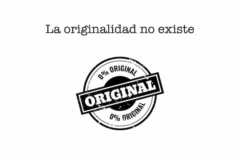 La originalidad no existe · El oficio del escritor · Ibai Fernández