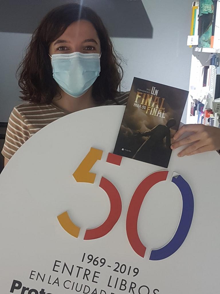 Natalia Librería Proteo - Un final para su final